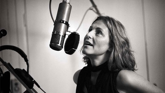 Recording of Euforia. Press photo