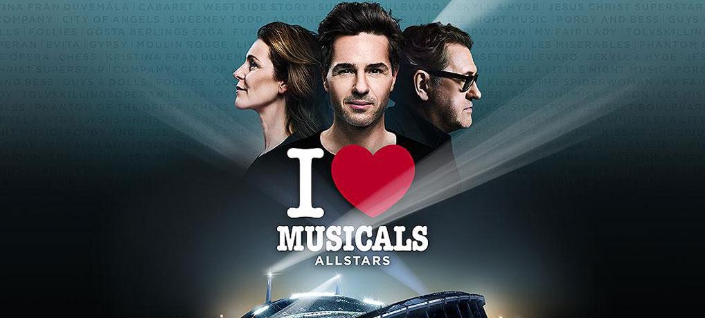 I Love Musicals Allstars