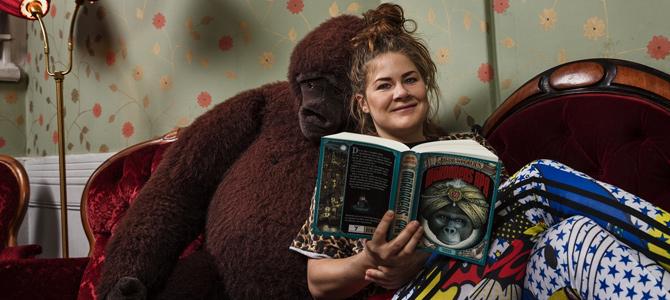 New drama series – Mördarens apa (The killer's monkey)