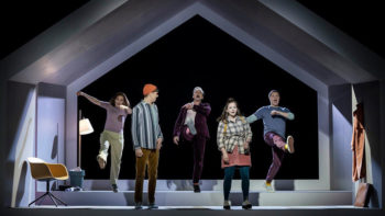 Permalink to: Next to Normal in media