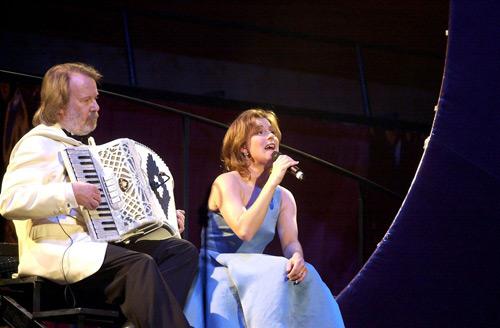 Helen & Benny Andersson