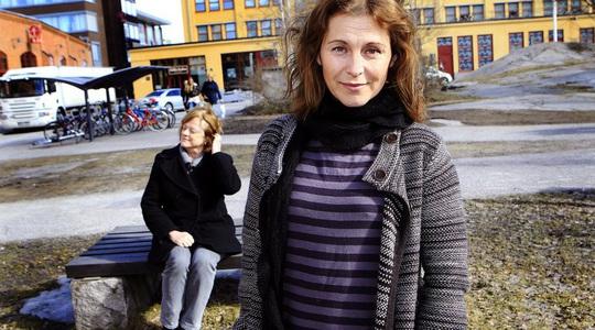 Expressen 110327. Foto och © Cornelia Nordström