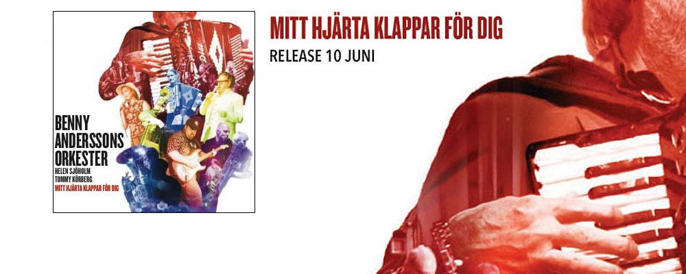 Ny CD med BAO
