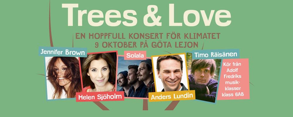 Konsert 9 oktober på Göta Lejon