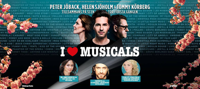 I Love Musicals Allstars