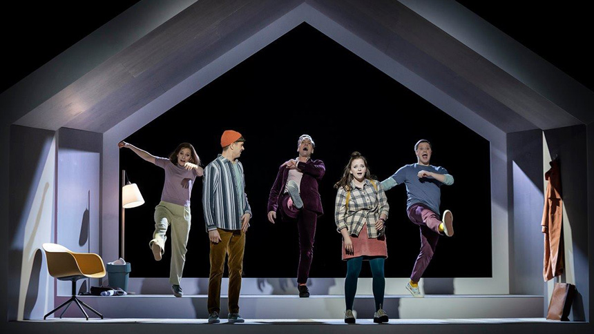 Mer om Next to Normal
