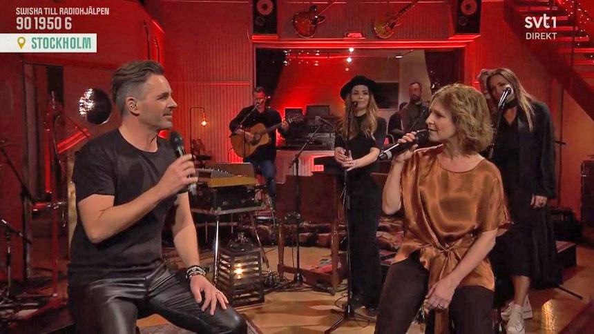 En kväll tillsammans SVT1 200411