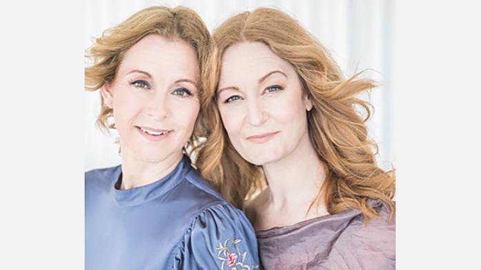 Helen och Anna Stadling