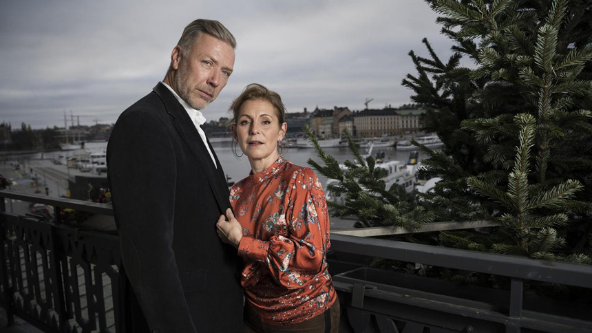 Mikael Persbrandt & Helen Sjöholm 2020