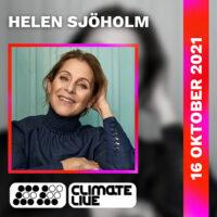 Climate Live Sweden. Konsert i Kungsträdgården 16 oktober 2021